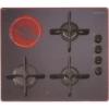 Независимая комбинированая варочная панель Electrolux EXG 676 ICN